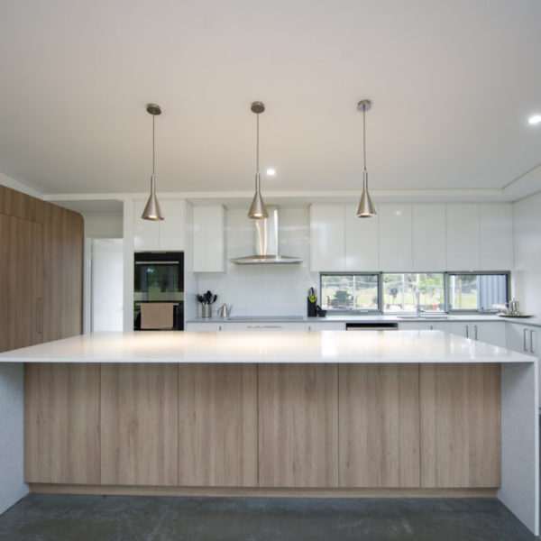 Kitchen in a New Home Eaton built by Bunbury Builders - Coastline Homes