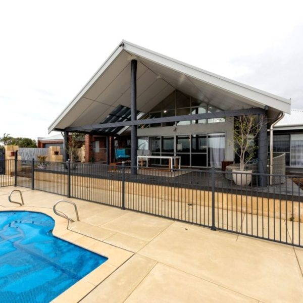 Alfresco Area in a New Home Australind built by Bunbury Builders - Coastline Homes